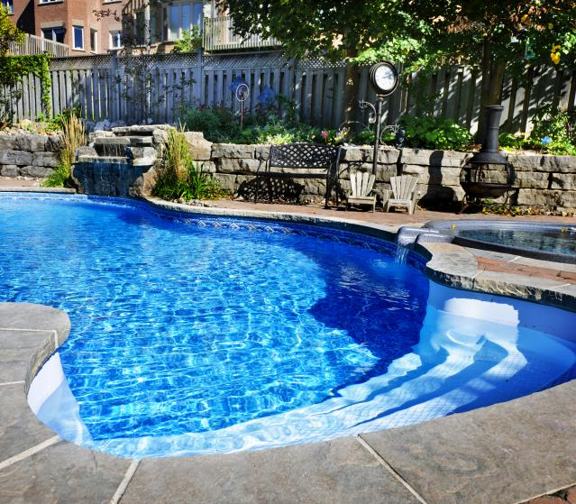 image for article: A Back Yard Pool Provides Hundreds of Hours of Fun