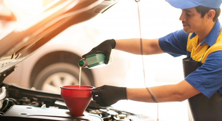 banner of An Oil Change Keeps Your Vehicle Running Smoothly