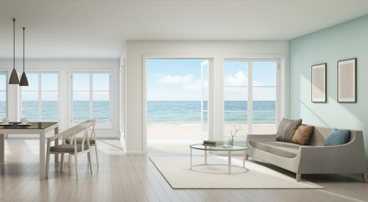banner of Renting a Beach Home Removes a Lot of Risk From Your Vacation