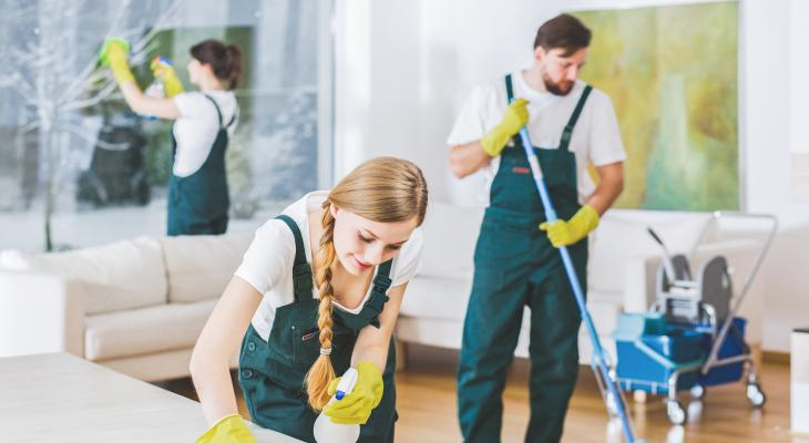 banner of Cleaning Services Can Save Your Hours of Unwanted Chores