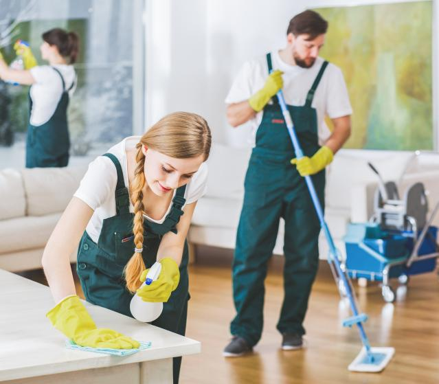 image for article: Cleaning Services Can Save Your Hours of Unwanted Chores