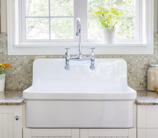 image for article: A Beautiful Sink Can Be A Kitchen Attraction