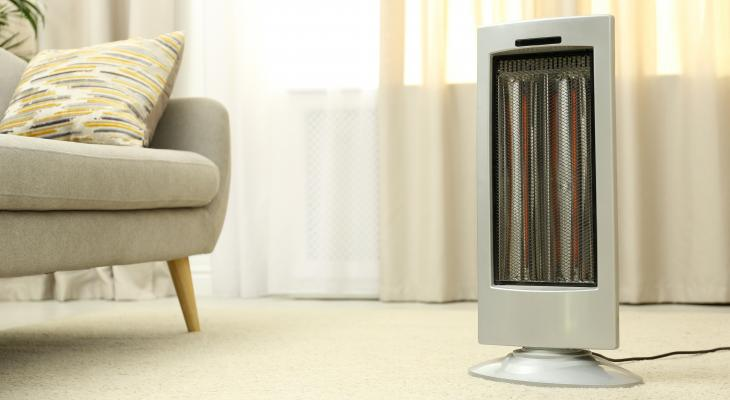 banner of An Indoor Heater Helps Fix Drafty Homes