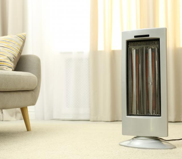 square of An Indoor Heater Helps Fix Drafty Homes