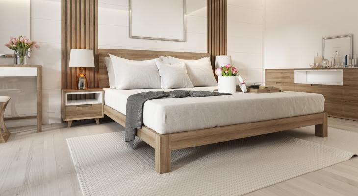 banner of A Good Bed Frame is Attractive And Supportive (newstyle)
