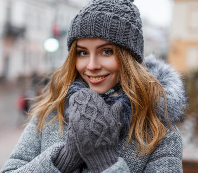 square of Mittens are the Cutest Winter Accessory