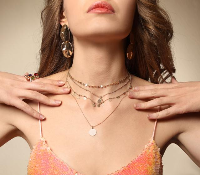 square of Necklace Range From Elegant to Everyday