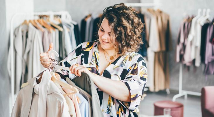 banner of Getting Plus Sized Clothing is Easy At These Retailers