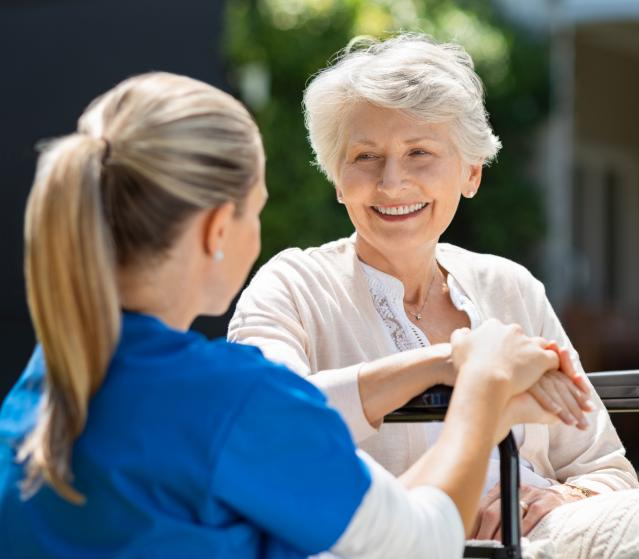 square of Home Care For Seniors Can Make Their Lives Simpler and More Fulfilled