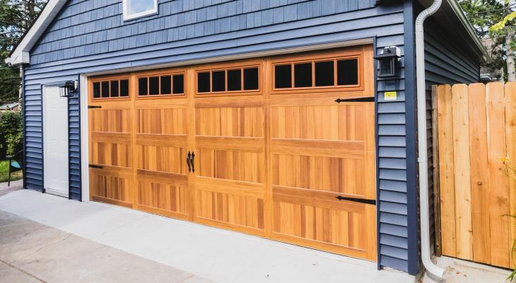 banner of A New Garage Door Can Add Needed Style To a Home (newstyle)