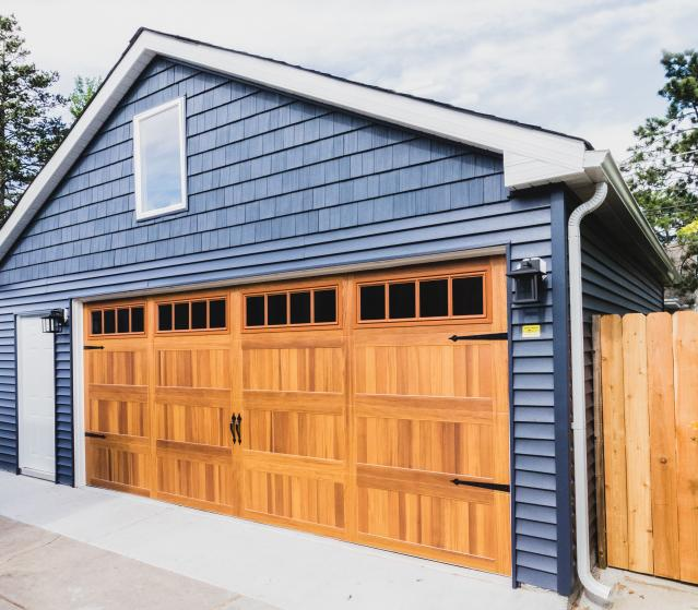 square of A New Garage Door Can Add Needed Style To a Home (newstyle)