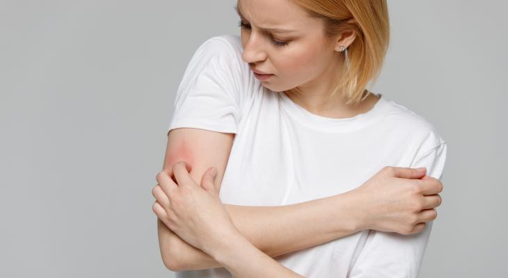 banner of It Can Be Difficult to Differentiate Some of the Many Common Skin Rashes