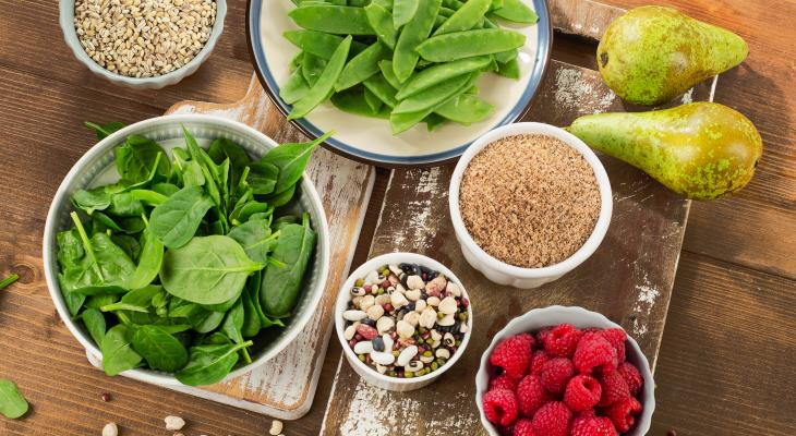 banner of Six Foods to Increase the Benefits of Increased Fiber Intake