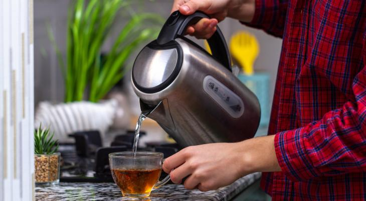 banner of A Beautiful Cup of Tea Can Start with a Good Electric Kettle