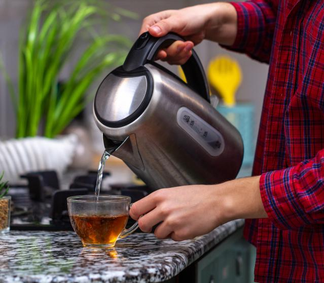 square of A Beautiful Cup of Tea Can Start with a Good Electric Kettle