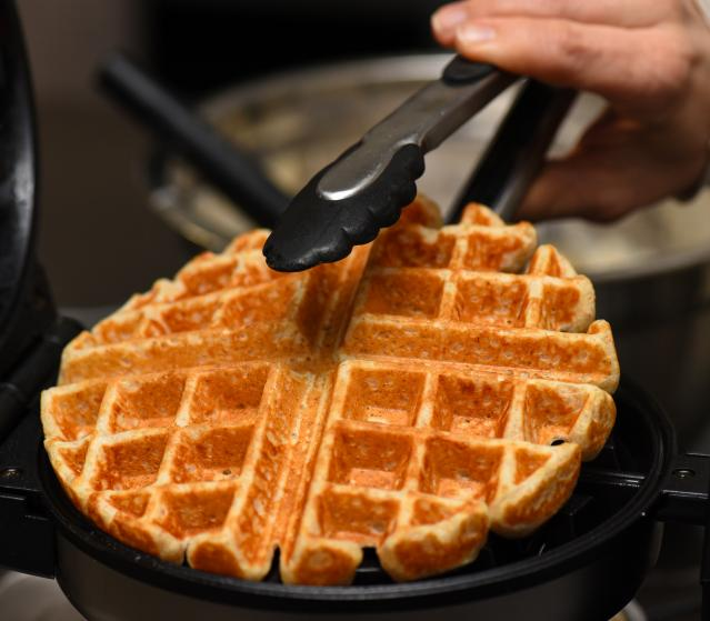 square of affle Makers Are a Nice Touch For Any Kitchen