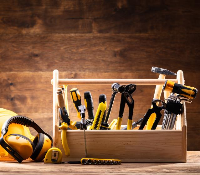 square of You Can Get So Much More Accomplished with One of the Best Tool Kits