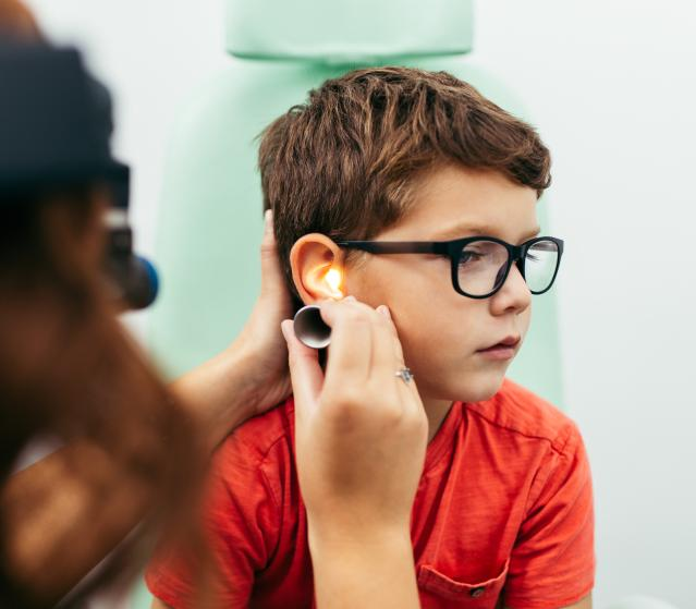 square of Childhood Ear Pain is Common And Can Occur For Many Reasons