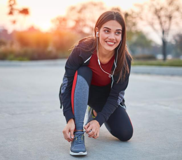 square of Everyone Can Use a Good Pair of Running Shoes to Help Stay Fit